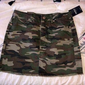 Forever21 Camo Skirt